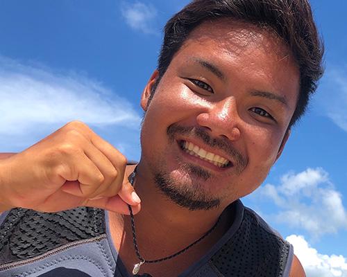 沖縄北部マリンスポーツスタッフ