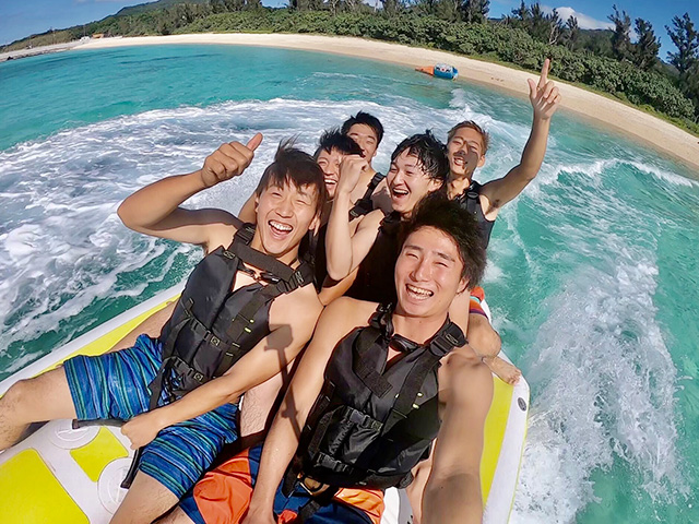 水納島マリンスポーツ トリプルマリン