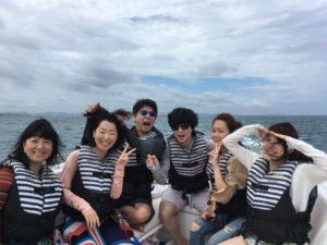 沖縄パラセーリング