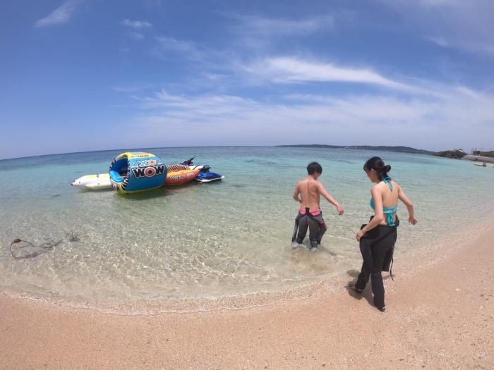 塩川ビーチ