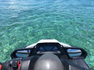 瀬底島シュノーケリングポイント