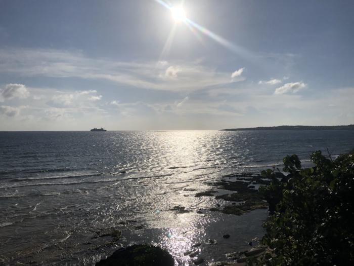 西陽の沖縄